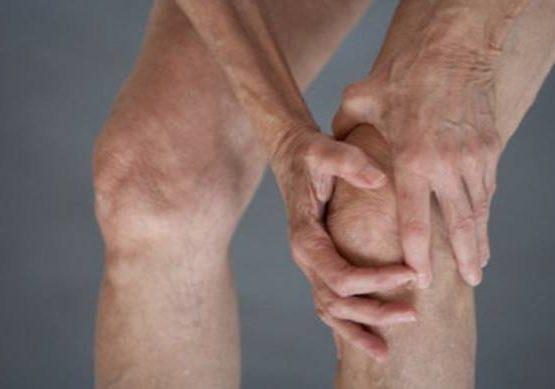 тепло при артрите коленного сустава